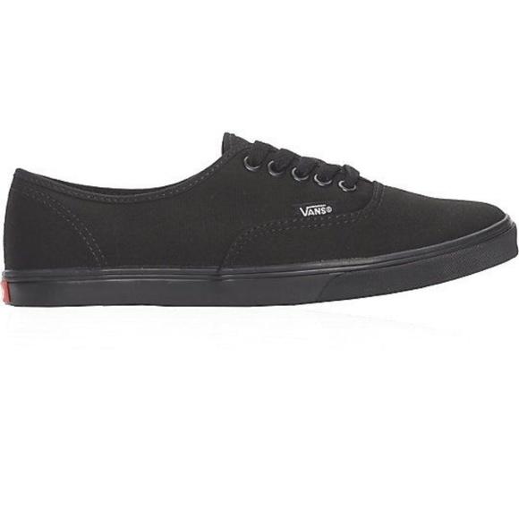 d04529499523 Vans Authentic Lo Pro All Black Shoes Women s 7.5.  M 5b69d0da194daddf3204db59